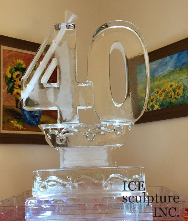 Ice Luges Gallery