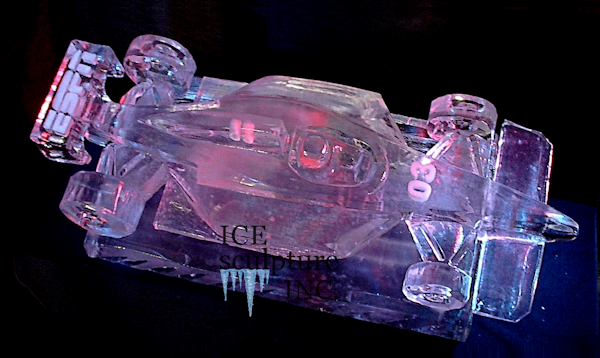 ESPN Indy Ice Car